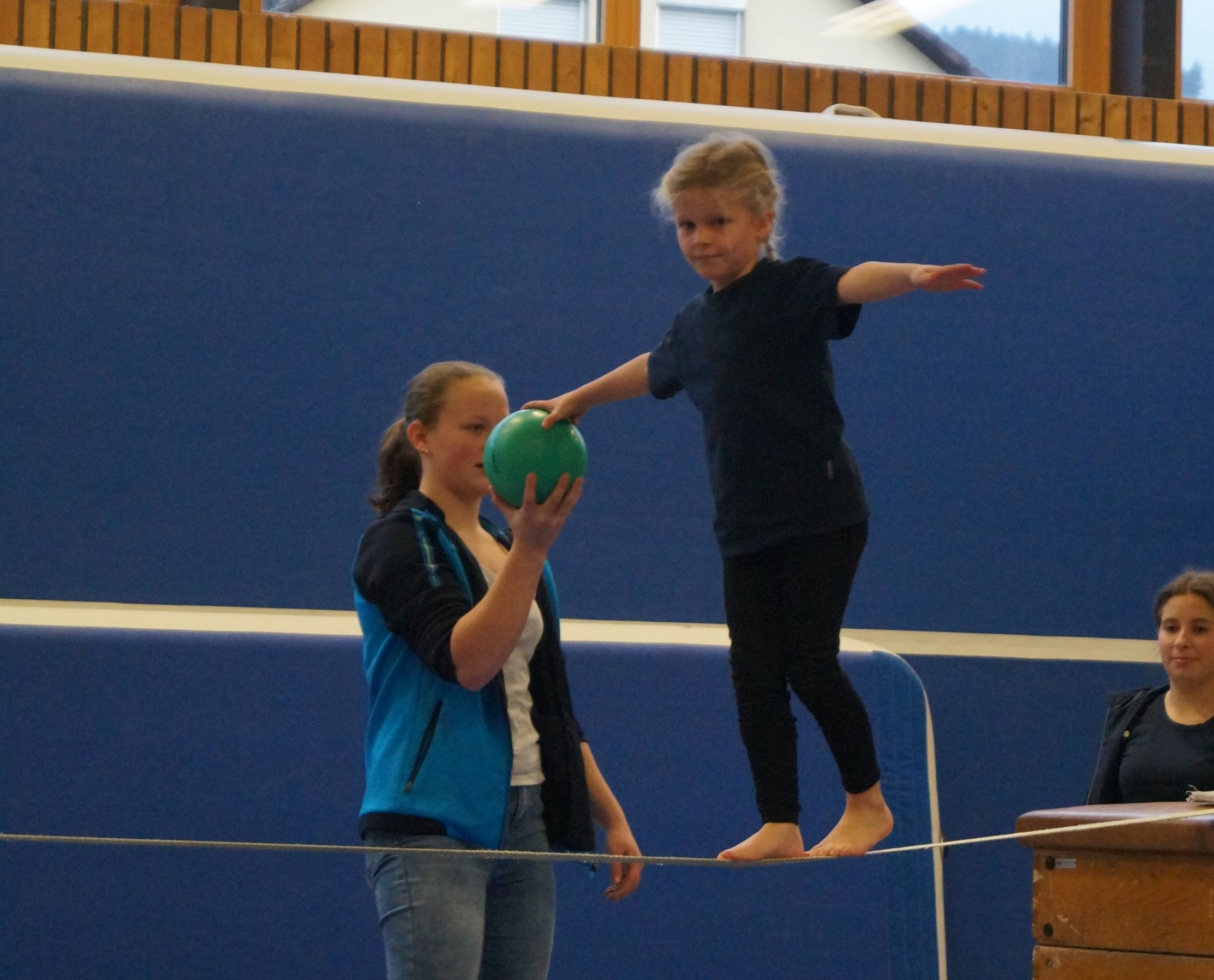 Read more about the article Viele Trainings auch in den Ferien