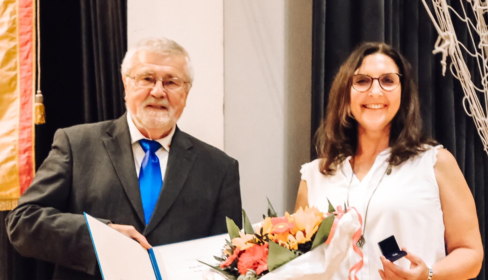 Read more about the article Ehrenbrief des DTB für Ursula Hildbrand