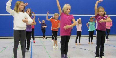 Mini Dancers TV Steinach