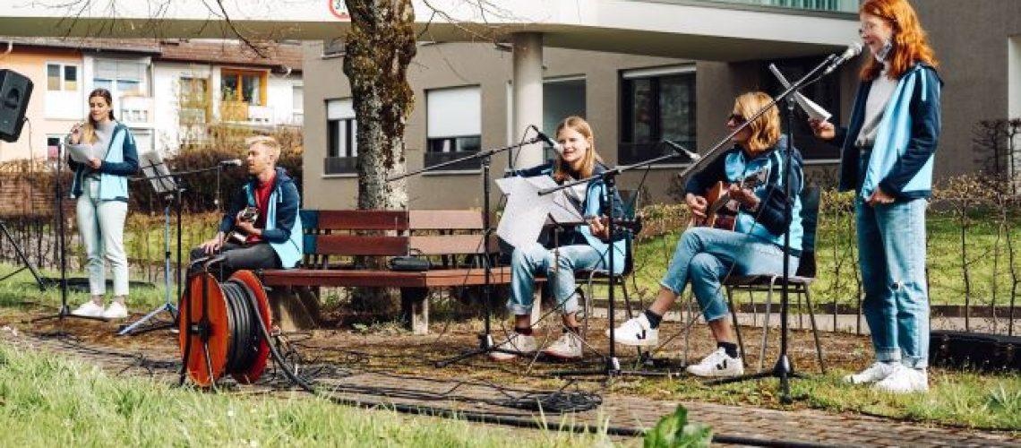 TV 1966 Steinach e.V. Singen Pflegeheime Zell